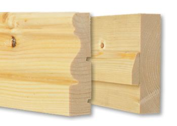 redwood mouldings