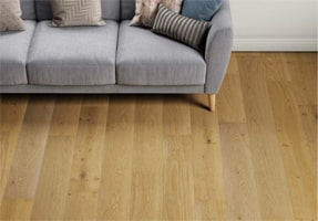 Real Wood Oak Flooring