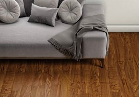 Real Wood Walnut Flooring