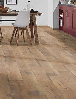Golden Hammerwood Laminate Flooring