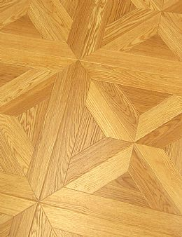Parquet Light Oak Laminate Flooring