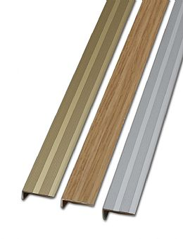 Metal Square Edge Door Bars
